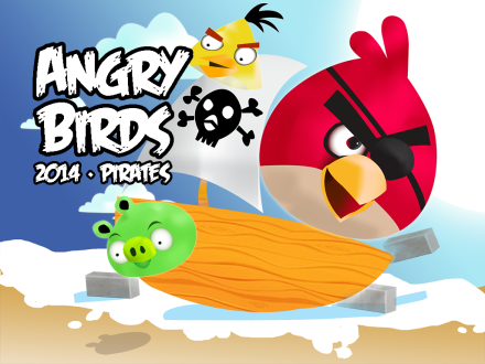 Angry Birds Pirates